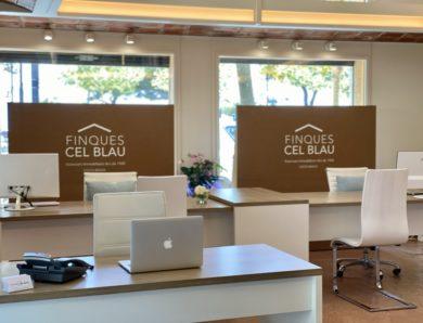 Los detalles de nuestras nuevas oficinas en Sant Feliu de Guíxols